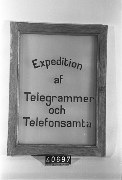 Expeditionslucka