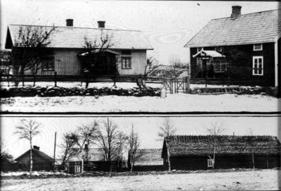 Ägare av gården Gustav Natanael Andersson, Gun och Karl-Erik Andersson.