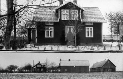Haragården, Karleby (ägare Gustaf Pettersson) 1927