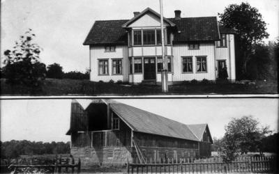 Tolarp, Jäla, dåvarande äg. Gustav Johnsson, 1927.