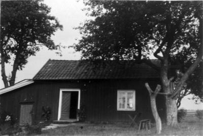 Boningshuset till 1/32 mtl Pålachsg (Polackgården), Stenstorp kallat