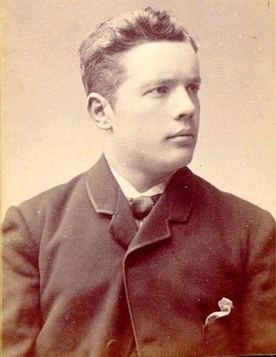 Leonard Eriksson.