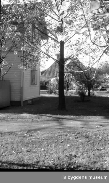 Eric Janzons gård vid Gamla Dotorpsvägen, skall rivas. Han dog i maj 1974. Gården har inget gatunummer men låg på östra sidan.