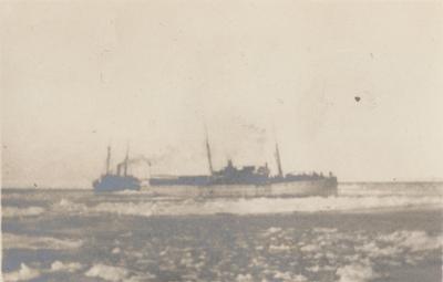 Fartygen S/S Sundsvall och S/S Luleå.