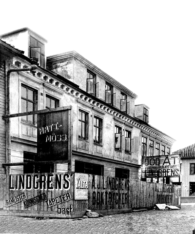Lindgrens på Storgatan (5?)