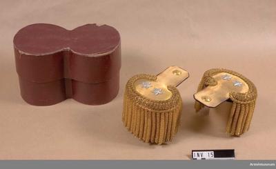 Epåletter m/1816-45