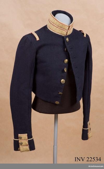 Kollett m/1838