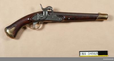Pistol m/1820-49