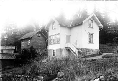 Enligt fotografens journal Lyckorna 1909-1918: