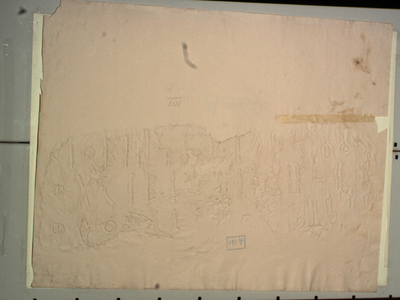 Construction inscription