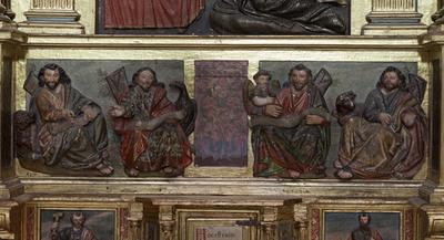 Cuatro evangelistas