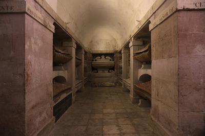 Cripta-Panteón de los Duques de Pastrana y del Infantado, Colegiata de Pastrana.