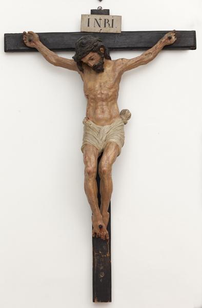 ref: PM_098706_E_Pastrana; Crucifijo, talla