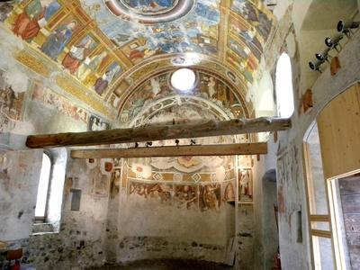 Nef et abside