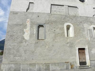 Mur sud 1