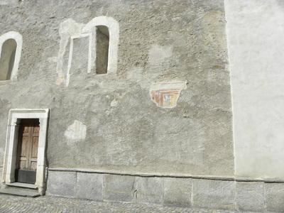 Mur sud 2