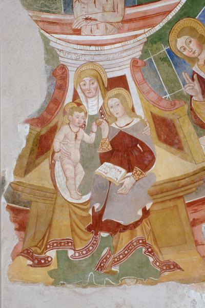 Sainte Anne Metterza