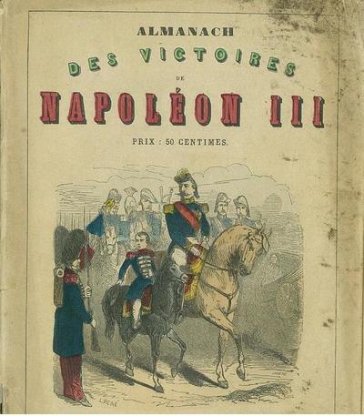 Almanach des victoires de Napoléon III : Chine, Cochinchine.