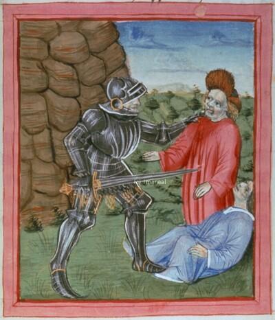 Ermordung Jonathans