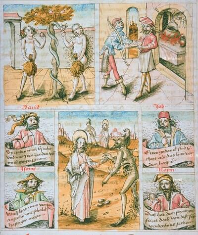 Esau verkauft seine Erstgeburt an Jakob