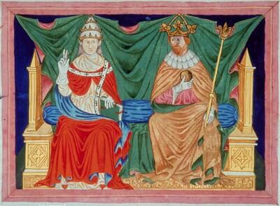 Papst und Kaiser