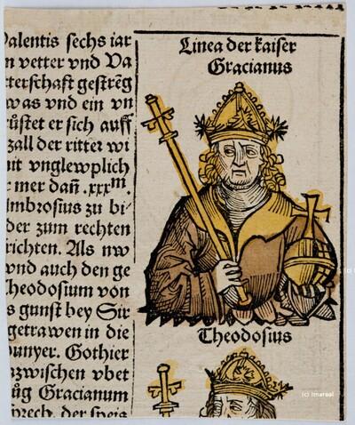 Kaiser Theodosius