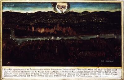 Belagerung Mühldorfs durch die Schweden im Dreißigjährigen Krieg