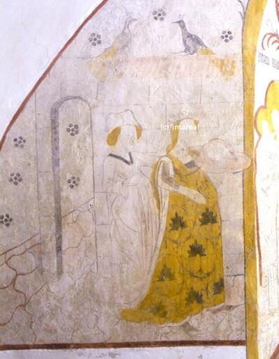 Salome mit dem Haupt des Hl. Johannes des Täufers