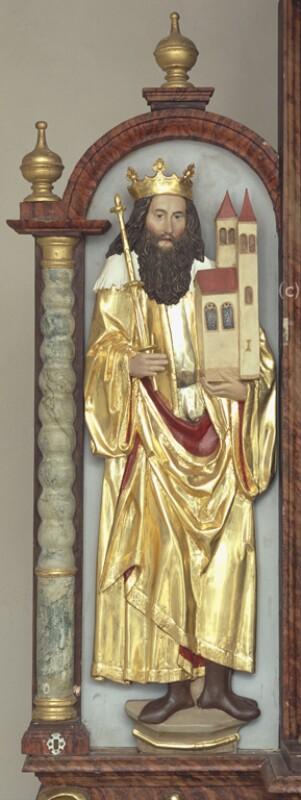 Kaiser Heinrich II., der Heilige