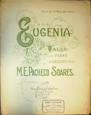 Eugenia: Valsa para Piano