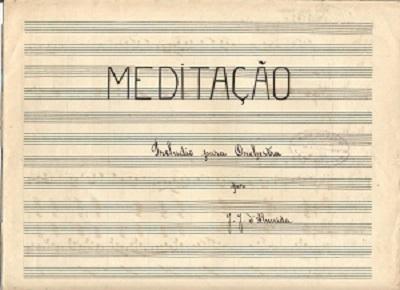 Meditação: Preludio para Orchestra