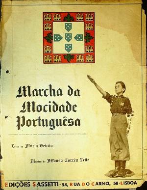 Marcha da Mocidade Portuguêsa