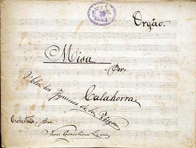 Misa: sobre los hymnos de la Virgem