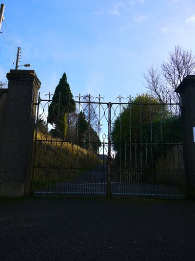 World Within Walls image collection: Images of gates at St. Davnet's