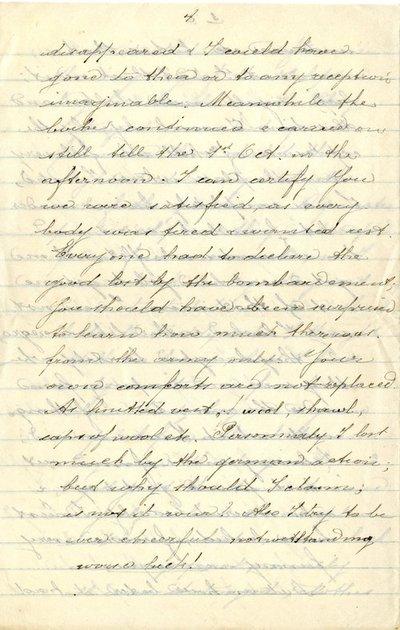 Letter DCLA/RDFA.01.08.014 from Belgian Soldier J. Verachtert to Monica Roberts