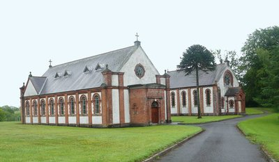 World Within Walls collection: Twin Chapels at St. Davnet's in Monaghan town
