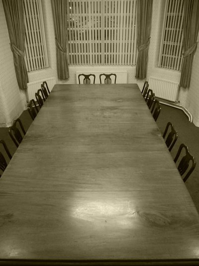 World Within Walls collection: Board Room at St. Davnet's in Monaghan town