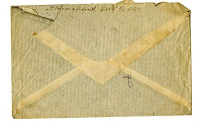 Letter DCLA/RDFA.01.08.032 from Belgian Soldier José Verachtert to Monica Roberts