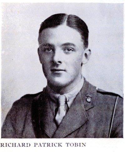 Copy of photograph of Richard Patrick Tobin