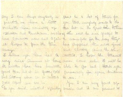 Letter DCLA/RDFA1.7.059 from Corporel Felim Macnamara to Monica Roberts