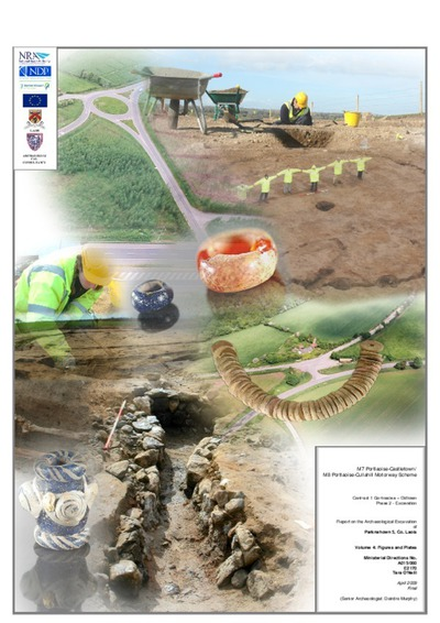 Archaeological excavation report,  E2170 Parknahown 5  Vol IV  Images,  County Laois.