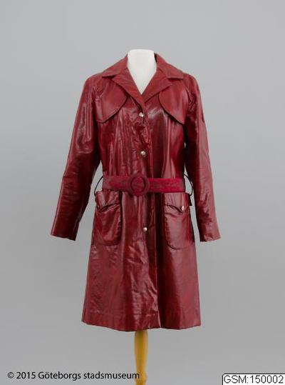kappa, ytterkläder, regnkappa