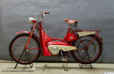 moped, hjuldon