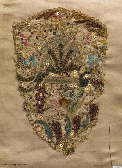 kollekthov, broderi, broderier, collection bag, embroidery