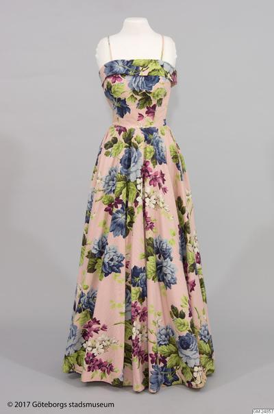 damklänning, klänningar, evening gown, dress [ladies]
