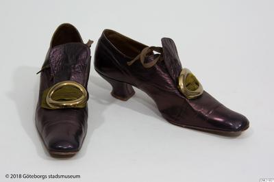damskor, skodon, snörskor, shoes [ladies]