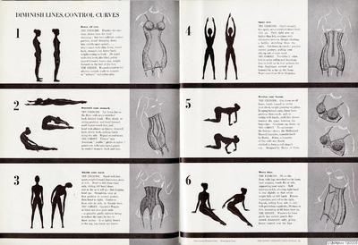 fotografi, bilder, påsiktsbild, gymnastic, underwear