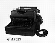 skrivmaskin, skrivmaskiner