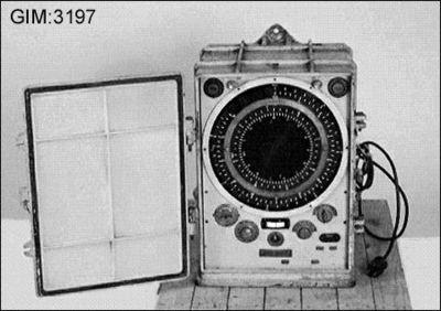 ekolod, radio- och tv-kommunikation