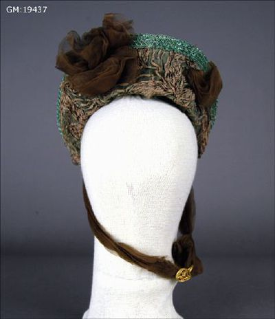 hatt, huvudbonader, damhatt